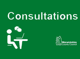 Warwickshire County Council Consultations & engagement