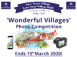 Wonderful Villages poster heading