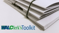 Clerk's Toolkit: Paperwork, Records & Archive Documents