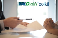 Clerk's Toolkit: Legal Powers, Policies & Committees
